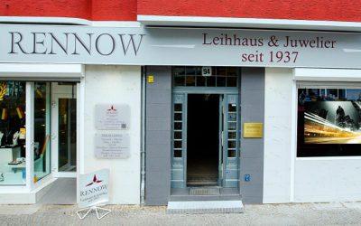 Pfandleihhaus Berlin - Ladenlokal