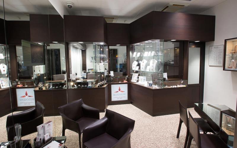 Rennow Leihaus & Juwelier - Ladenlokal
