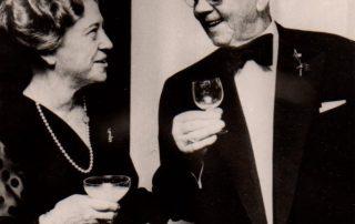 Die Gründer Georg und Meta Rennow 1937 - 1974