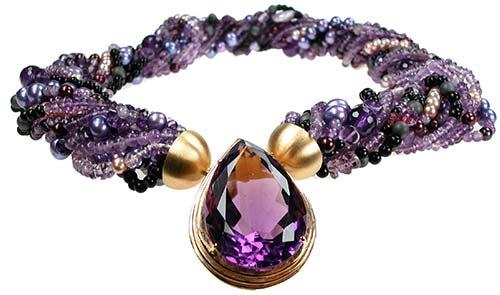 Exklusive Juwelen - Kette