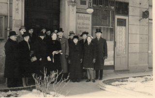 Familienbild aus der Zeit um 1937