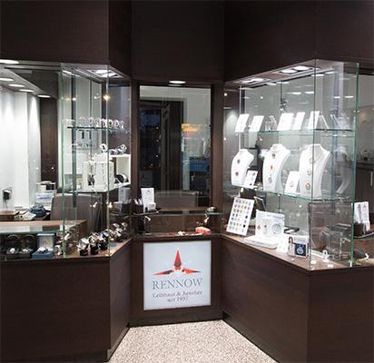 Juwelier Berlin, Shop Juwelier, Schmuckladen Berlin - Innenraum