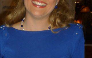 Nina Weiß, Urenkelin der Gründer seit 2009 im Geschäft