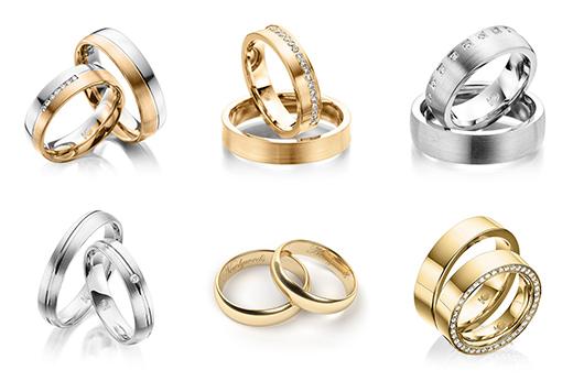 Eheringe kaufen - Ringe