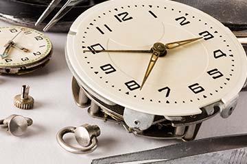 Uhrmacher Berlin - Uhr Einzelteile